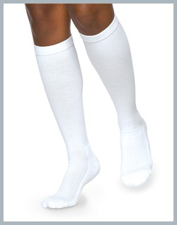 Sigvaris Cushioned Cotton Socks Women