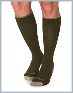 Sigvaris Merino Outdoor  Socks for Men & Women