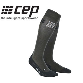 Progressive Merino Run Sock