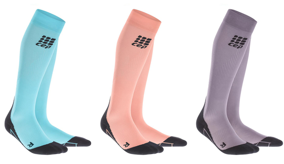 CEP Compression Socks in Pastel Colours