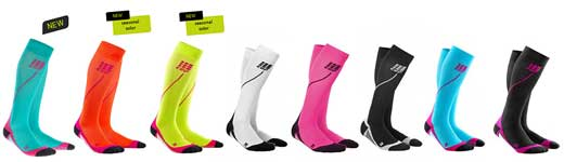 Progressive Women's Socks Colours